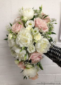 Shapes and Styles of Shower Bouquets - Florist in Liverpool