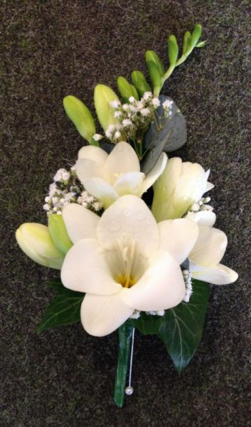 Wedding Flowers Boutonniere Wedding Corsages On Pinterest Wrist Corsage Prom Corsage And