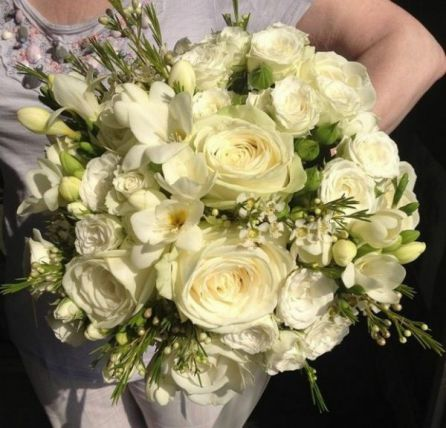 Wedding Flowers Liverpool, Merseyside, Bridal Florist,  Booker Flowers and Gifts, Booker Weddings | Amy