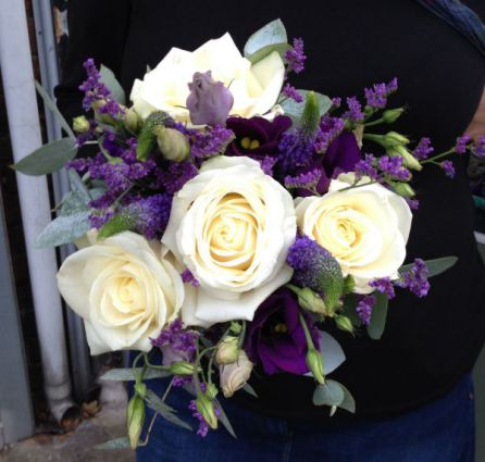Wedding Flowers Liverpool, Merseyside, Bridal Florist,  Booker Flowers and Gifts, Booker Weddings | Carol and Anna
