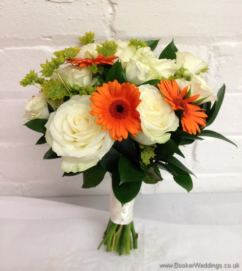 Wedding Flowers Liverpool, Merseyside, Bridal Florist,  Booker Flowers and Gifts, Booker Weddings | Caroline and Rachel