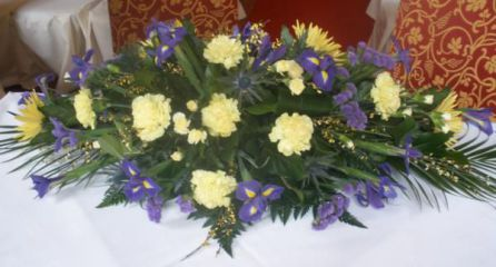 Wedding Flowers Liverpool, Merseyside, Bridal Florist,  Booker Flowers and Gifts, Booker Weddings | David & Stephen