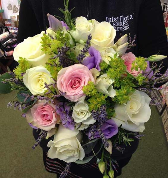 Wedding Flowers Liverpool, Merseyside, Bridal Florist,  Booker Flowers and Gifts, Booker Weddings | Elinor Hardy