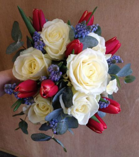 Wedding Flowers Liverpool, Merseyside, Bridal Florist,  Booker Flowers and Gifts, Booker Weddings | Kate and Gary