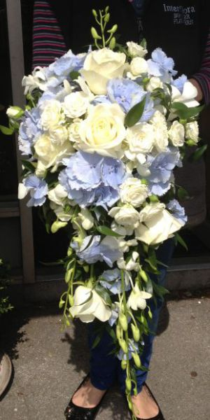 Wedding Flowers Liverpool, Merseyside, Bridal Florist,  Booker Flowers and Gifts, Booker Weddings | Kate and Michael