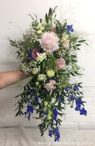 Wedding Flowers Liverpool, Merseyside, Bridal Florist,  Booker Flowers and Gifts, Booker Weddings | Katie Reid