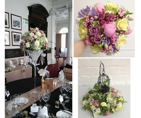 Wedding Flowers Liverpool, Merseyside, Bridal Florist,  Booker Flowers and Gifts, Booker Weddings | Peter and Mimi