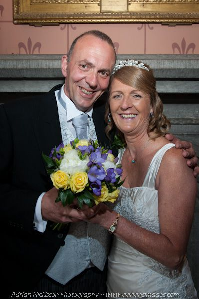 Wedding Flowers Liverpool, Merseyside, Bridal Florist,  Booker Flowers and Gifts, Booker Weddings | Sue & Clive