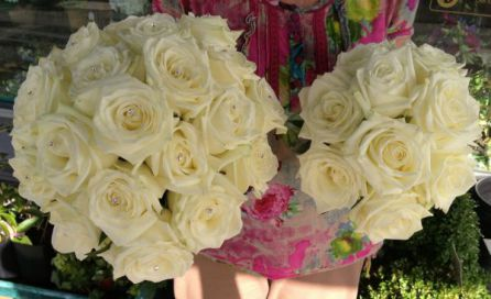 Wedding Flowers Liverpool, Merseyside, Bridal Florist,  Booker Flowers and Gifts, Booker Weddings | Tracey Rogers