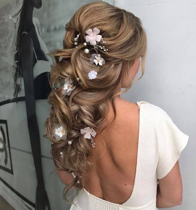 Danielle Marouzet Hair Design for Weddings