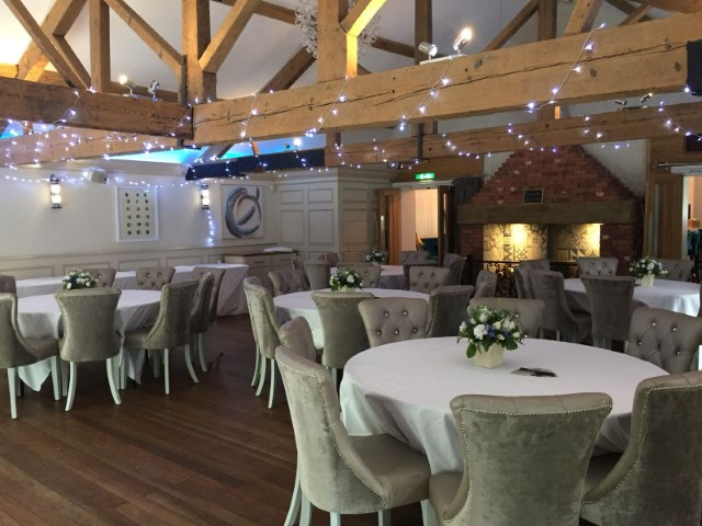 Weddings at The Hayloft, Allerton Manor Golf Club