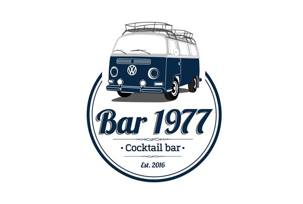 Bar 1977 Logo - Mobile Wedding Bar Liverpool