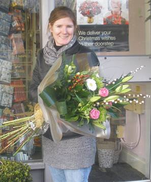 Gemma Wakerley Booker Flowers and Gifts Liverpool